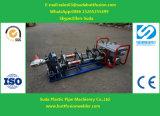 HDPE de Machine van het Lassen van de Pijp van de Fusie van het Uiteinde voor Waterpijp