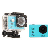HD 4kの小型カメラ170の程度30m防水WiFiの処置カム