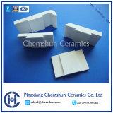 Mattonelle di ceramica dell'allumina di Chemshun con Coda di rondine-Figura per il funzionamento dinamico