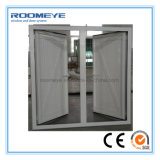 Finestra di alluminio della stoffa per tendine della finestra della stoffa per tendine di serie di Roomeye Sc-S6
