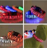 선택 (SM-F-0119)를 위한 색깔 여러가지 LED 개 목걸이