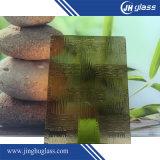 Популярное 4mm различное декоративное сделанное по образцу стекло