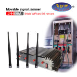 Fabricante de los dispositivos que blindan de la señal del teléfono celular