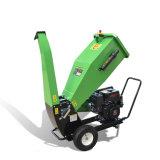 Tipo Home máquina de madeira do rotor do motor do uso 420cc Loncin do jardim do Shredder com o cavalo-força 15