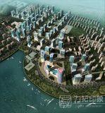 Перевод взгляда 3D Birf глаза городского планирования
