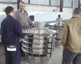 Máquina de mármore artificial de pedra artificial de superfície contínua da folha de Corian