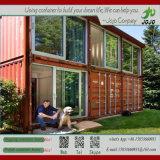 米国の販売の輸送箱の家のためのプレハブの家