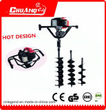 Nouveau design 52cc Hot Sale Manul Tetal Earth Auger