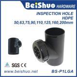 Raccord de tuyau d'eau Inspection Trou d'assemblage de trou