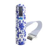Balance Pocket de porcelaine de bagage bleu et blanc de la Chine mini