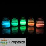 Leuchtstoffpigmente für Hochtemperaturplastikfarbton