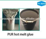 Cola de poliuretano de borracha quente para parquet / laminação