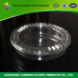 中国の製造者の最もよい品質の透過プラスチックケーキの容器