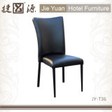 Faux Leather Restaurant Dining Chair (JY-T36)