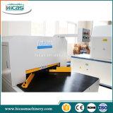 Automatische Eckausschnitt-Maschine für hölzerne Ladeplatte