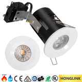 8W Dimmable LED Downlight con IP65 impermeable para el cuarto de baño