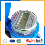 Contador del agua en tiempo real de Digitaces del monitor del contador del agua del hogar de la medida