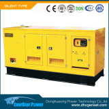 Gruppo elettrogeno silenzioso di generazione diesel insonorizzato elettrico della produzione di energia di Genset