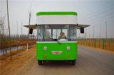 Elektrisches mobiles Nahrung-Verkaufenauto mit Küche-Plattform und mit mobilem Gaststätte-Auto ausgerüstet