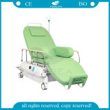 AG-Xd207 Medical Equipment Hospital Adjustable Gynecology Blood Donation Chair