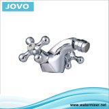 Bidet simple Mixer&Faucet Jv74002 de traitement de corps de zinc