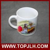 Taza de café de cerámica vendedora caliente de 6 onzas
