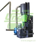 Vollautomatischer Aluminiumfolie-Behälter-Maschinen-Schrott, der Maschinerie der Presse kompakte Baller Maschinen-Unsp-4040 Ungar montiert