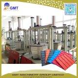 PVC+PMMA/ASA coloreado esmaltado cubriendo la máquina plástica del estirador del azulejo de Ridge