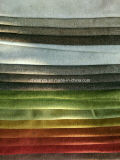 Super weiches Polyester-Leinen gesponnenes dekoratives Gewebe für Sofa (HD5132915)