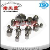 Кнопка цементированного карбида фантастичная Yk05 Yg6 вольфрама