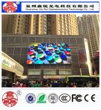Pubblicità locativa impermeabile esterna di colore completo del modulo dello schermo di visualizzazione del LED di HD P6 SMD video