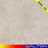 Azulejo de piedra esmaltado de los azulejos de suelo de la porcelana del material de construcción 600*600 (GA6004R)