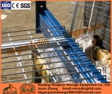 Armazém industrial Pallet Rack Wire Decking / Wire Shelving