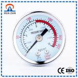 Crear el precio aneroide flúido del manómetro para requisitos particulares del manómetro simple