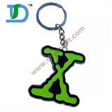 高品質の習慣PVC Keychain