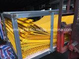 Acoplamiento de alambre prensado con el acero de alto carbón para la trituradora
