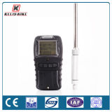 Sistema de vigilancia aprobado Ce Co y detector de gas