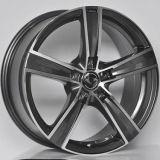 O bom desempenho roda F86231 -- Bordas de 1 roda da liga do carro