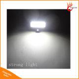 Солнечный свет 30 Светодиодный свет стены Открытый охранного освещения ночник с датчиком движения Детектор Лампа для забора сада двери Двор