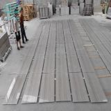 アテネの灰色の大理石、中国の灰色の大理石、木の静脈の大理石、木製の灰色の大理石、床タイル、磨かれた平板