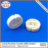 El trabajar a máquina de cerámica del CNC de las piezas del alúmina de la pureza elevada