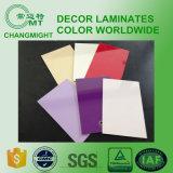 Formica Laminate/HPL laminado/compacto de Colors/HPL