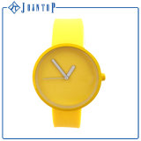 Kundenspezifische Farbe Digital/Quarz-Silikonwristband-Uhr