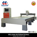 CNC機械単一ヘッド木製のルーターCNCのルーター(VCT-1540W)