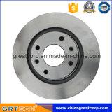Migliore rotore di vendita del disco del freno dell'automobile Df4184 per Peugeot 206