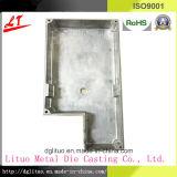 El metal del hardware de aluminio a presión piezas del estante de la fundición