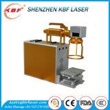 Stainessの鋼鉄のための工場30Wファイバーレーザーの彫版機械