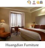真新しいホテルの寝室の家具はセットする自由な機械製図(HD827)を