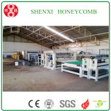Machine complètement automatique de faisceau de papier du nid d'abeilles Hcm-1600