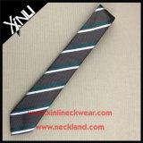 Cravates tissées par soie fabriquée à la main parfaite du noeud 100% meilleures